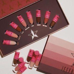Jeffree Star Nudes Lipstick Set Vol 2 BNIB